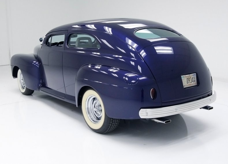 Ford & Mercury 1941 - 1948 customs & mild custom - Page 8 1948-f14