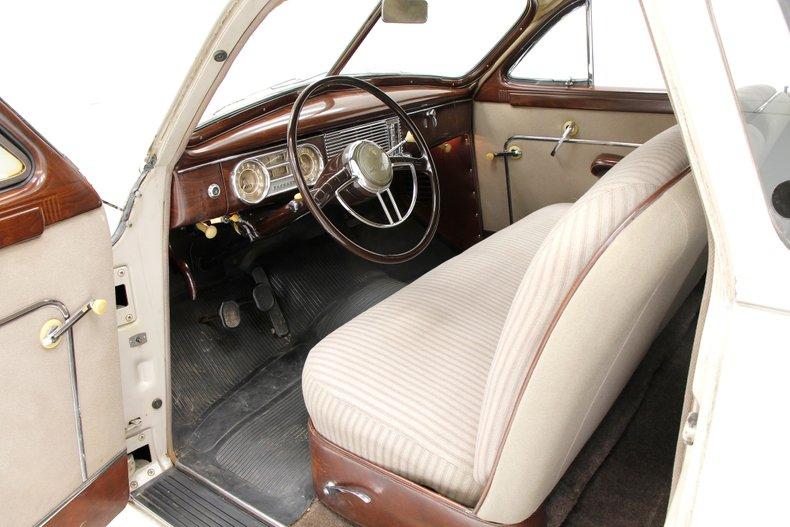 1949 Packard 23 Series Club Sedan 1949-p23