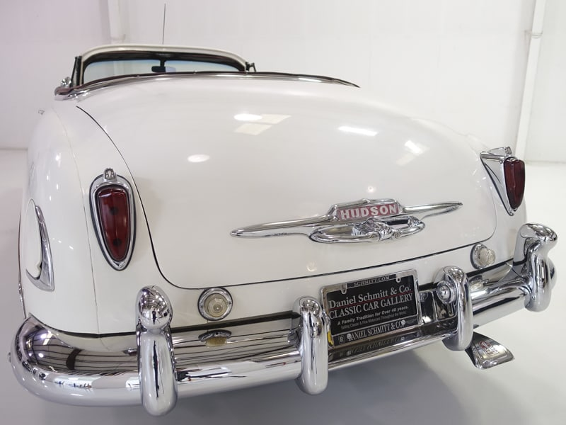1950 Hudson Commodore Series Six Brougham Convertible owned by Steve McQueen 1950-h14