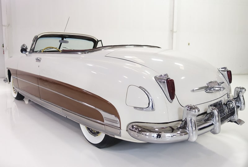 1950 Hudson Commodore Series Six Brougham Convertible owned by Steve McQueen 1950-h15