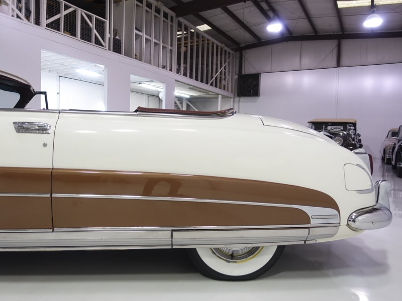 1950 Hudson Commodore Series Six Brougham Convertible owned by Steve McQueen 1950-h17