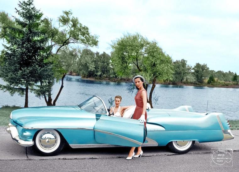 Buick Lesabre - Concept car 1951 1951-b10