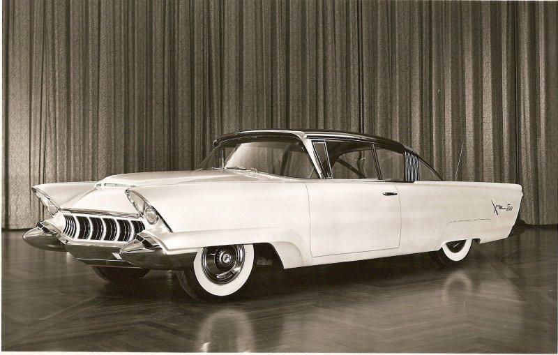 1954 Mercury Monterey XM-800 Concept 1954-m10