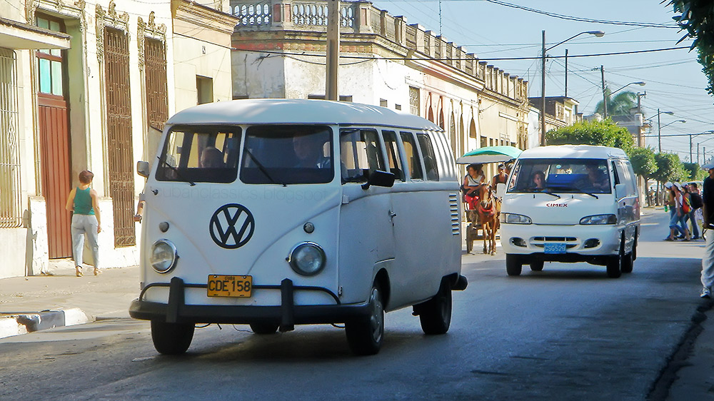 Classic cars to Cuba 1955-110