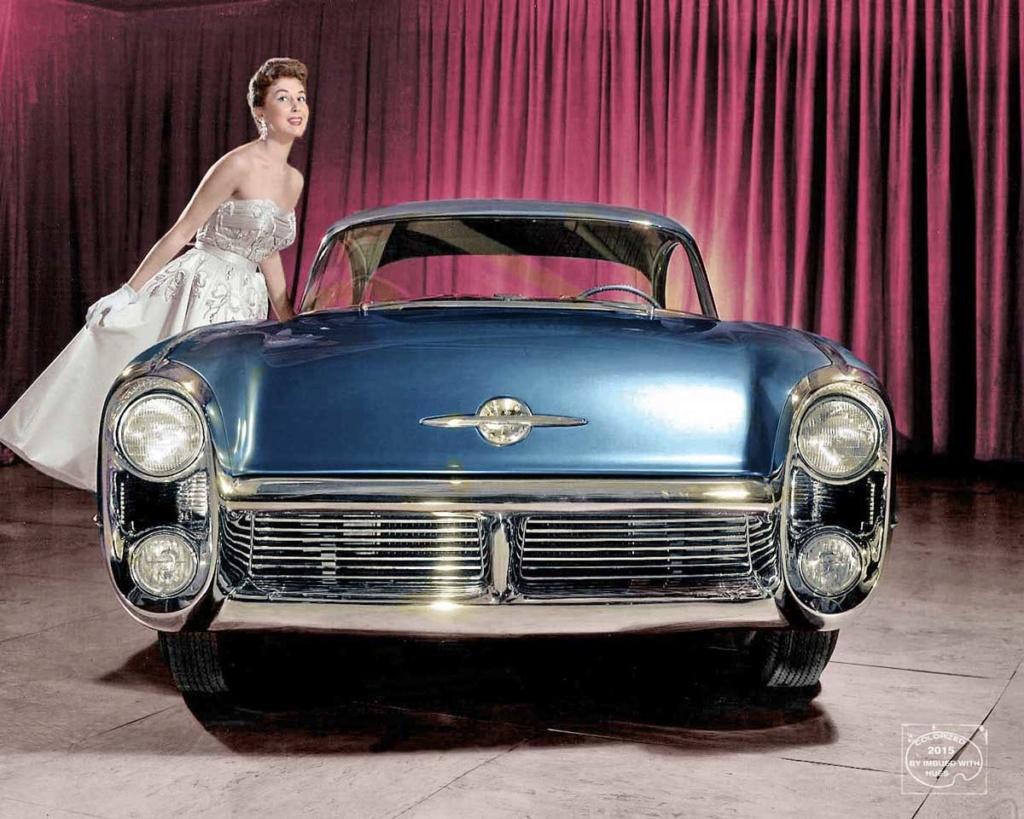 1955 Oldsmobile 88 Delta - concept 1955-o10