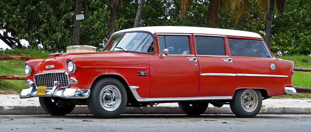 Classic cars to Cuba 1955_c10