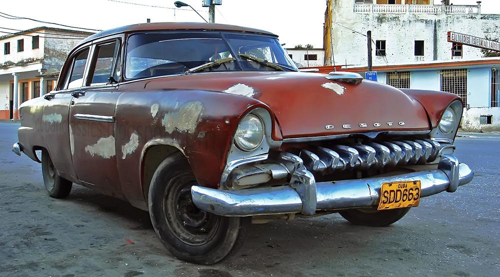 Classic cars to Cuba 1955_d10