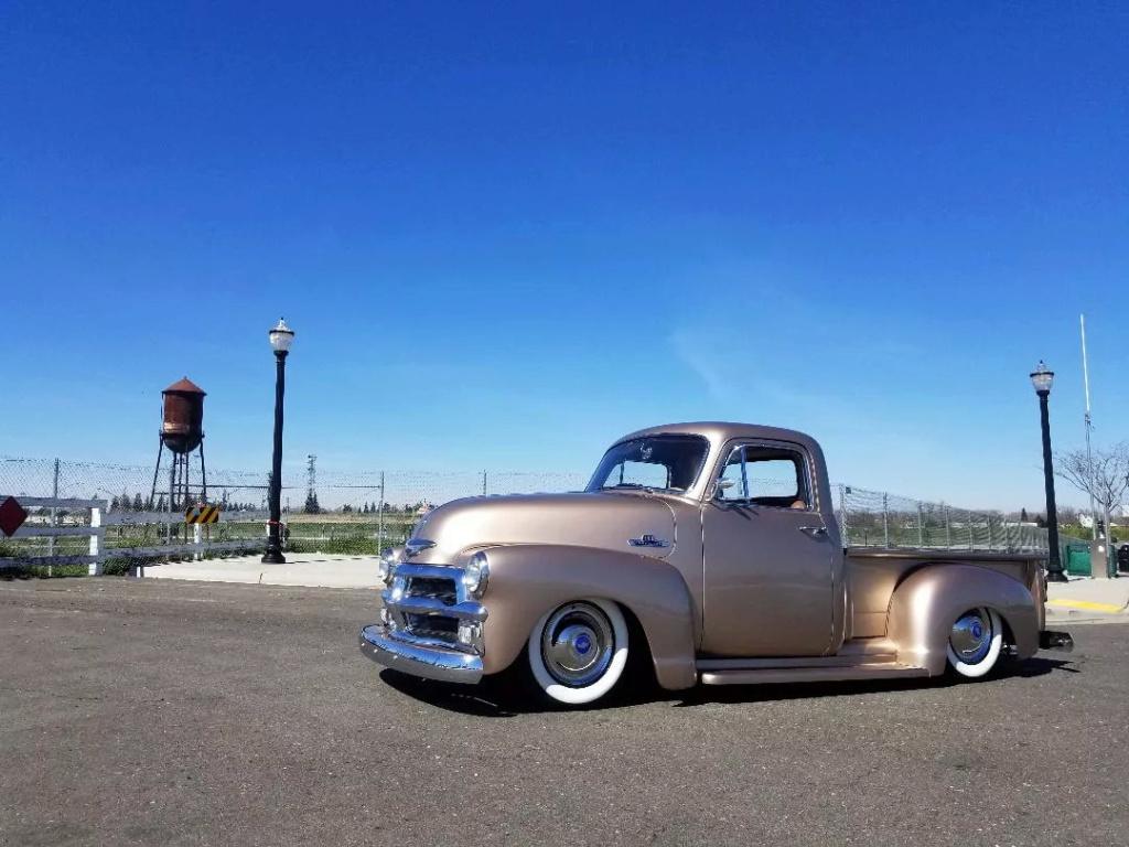 Chevy Pick up 1947 - 1954 custom & mild custom - Page 4 1955i_10