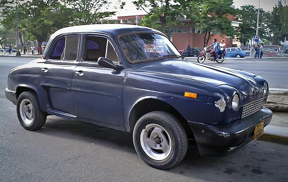 Classic cars to Cuba 1956-110