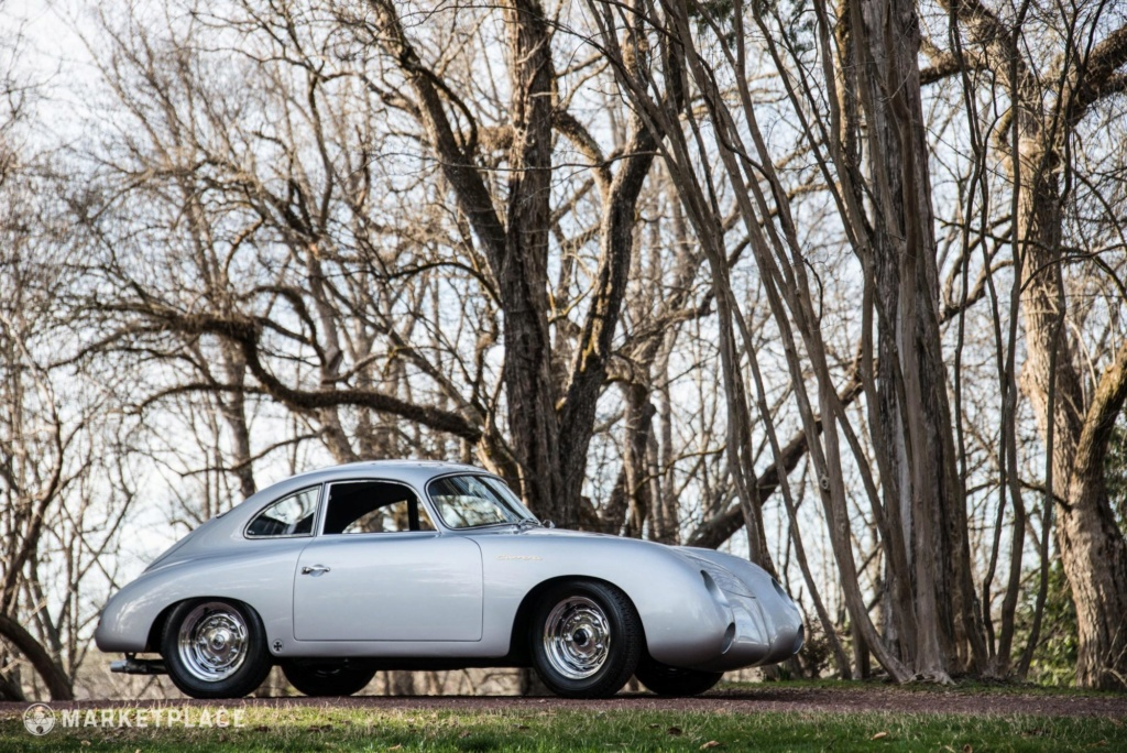 1956 Porsche 356 A Carrera GS - Dean Jeffries 1956-d10