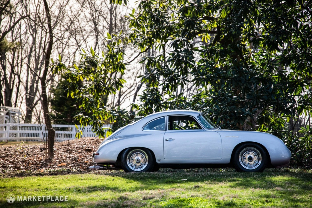 1956 Porsche 356 A Carrera GS - Dean Jeffries 1956-d11