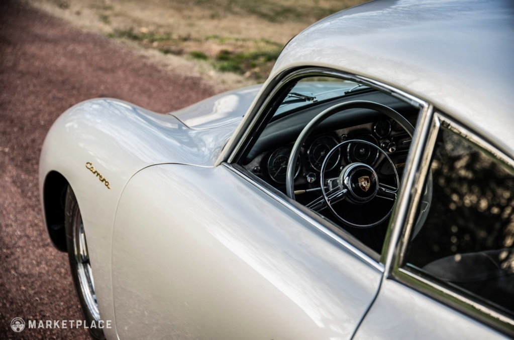 1956 Porsche 356 A Carrera GS - Dean Jeffries 1956-d21