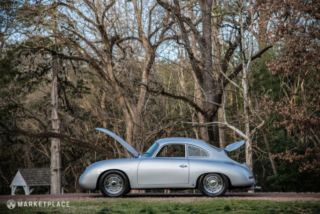 1956 Porsche 356 A Carrera GS - Dean Jeffries 1956-d29