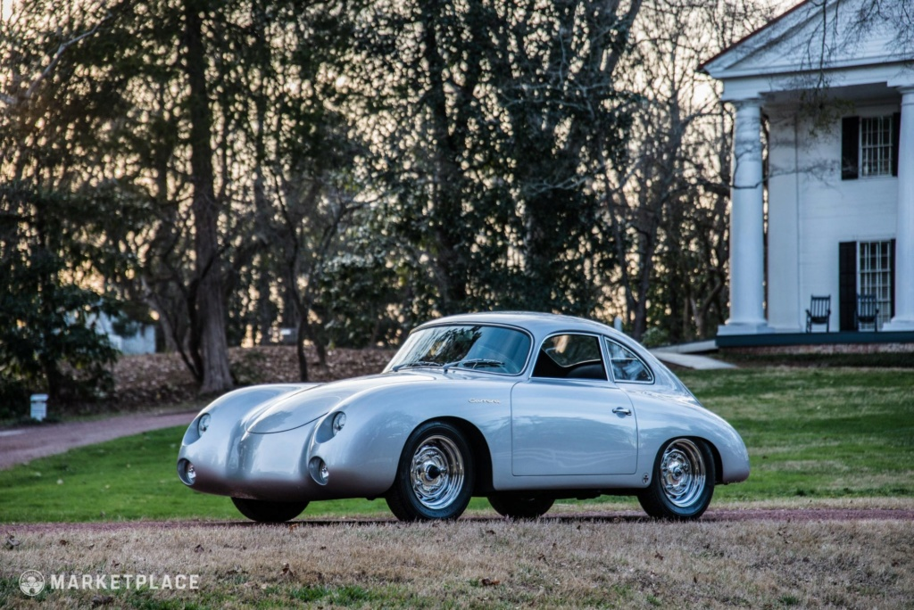 1956 Porsche 356 A Carrera GS - Dean Jeffries 1956-d32