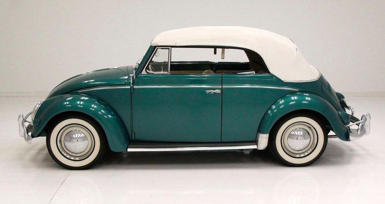 1956 VW Beetle Convertible 1956-v10