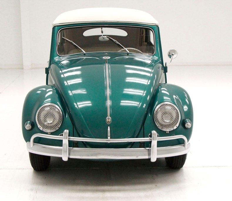 1956 VW Beetle Convertible 1956-v16
