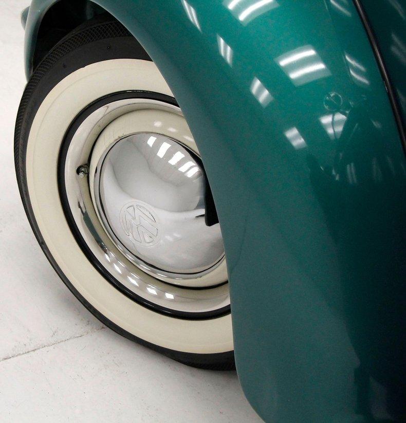 1956 VW Beetle Convertible 1956-v21