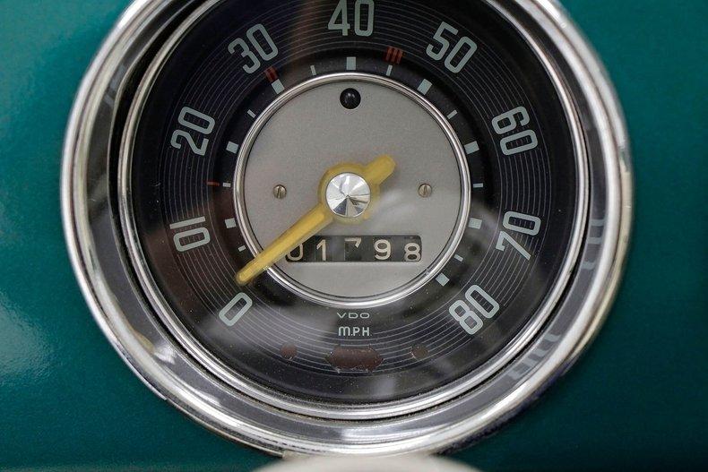 1956 VW Beetle Convertible 1956-v26