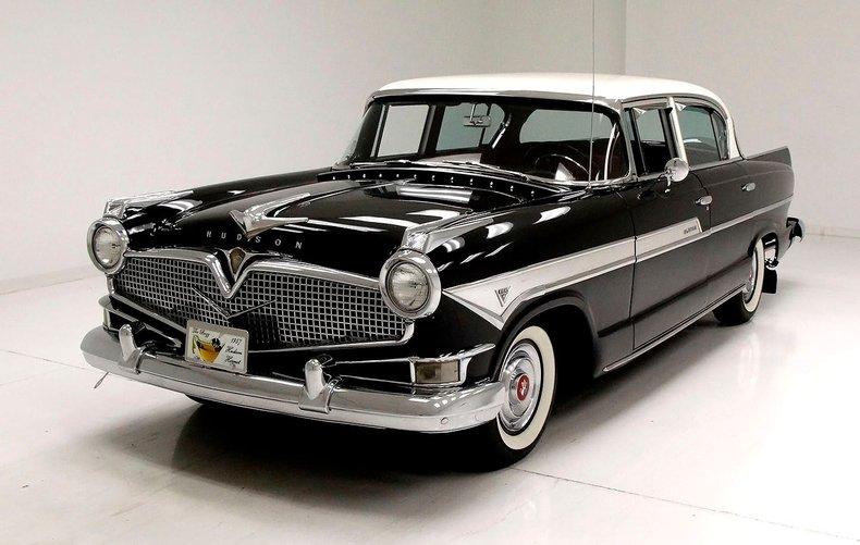 Hudson Classic cars 1957-h10