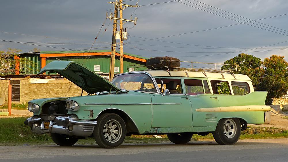 Classic cars to Cuba 1958_c11