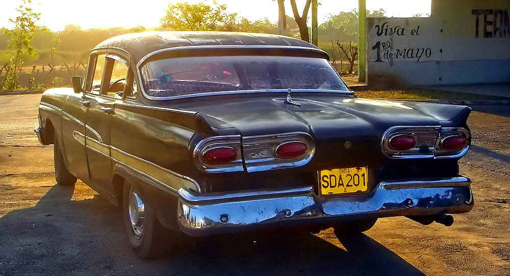 Classic cars to Cuba 1958_f10