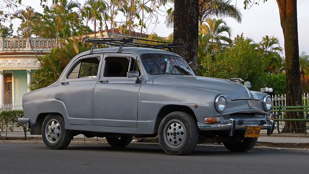 Classic cars to Cuba 1958_s10