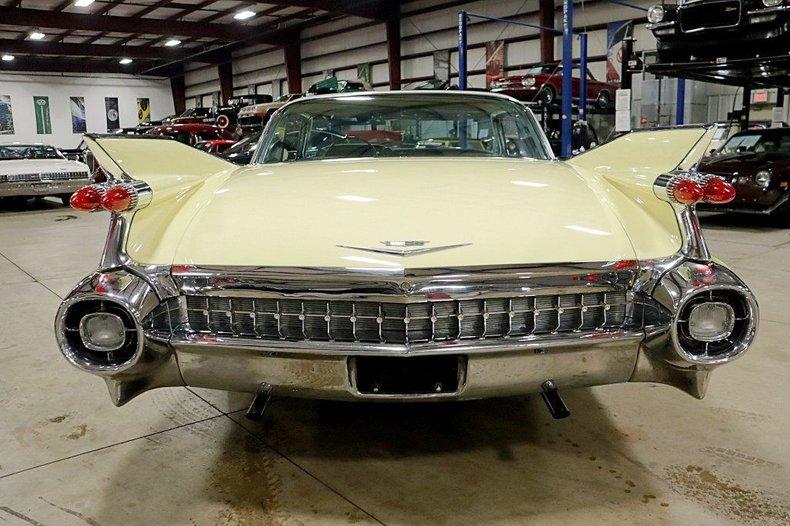 1959 Cadillac Series 62 1959-c10