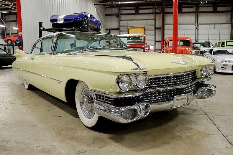 1959 Cadillac Series 62 1959-c13