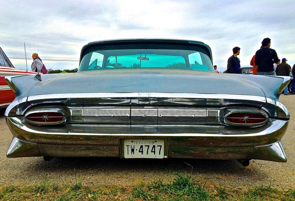 Lincoln 1958 - 1960 custom & mild custom - Page 2 1959-l11