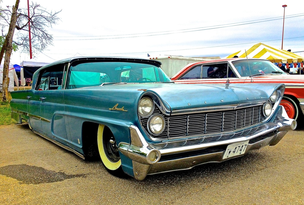 Lincoln 1958 - 1960 custom & mild custom - Page 2 1959-l13