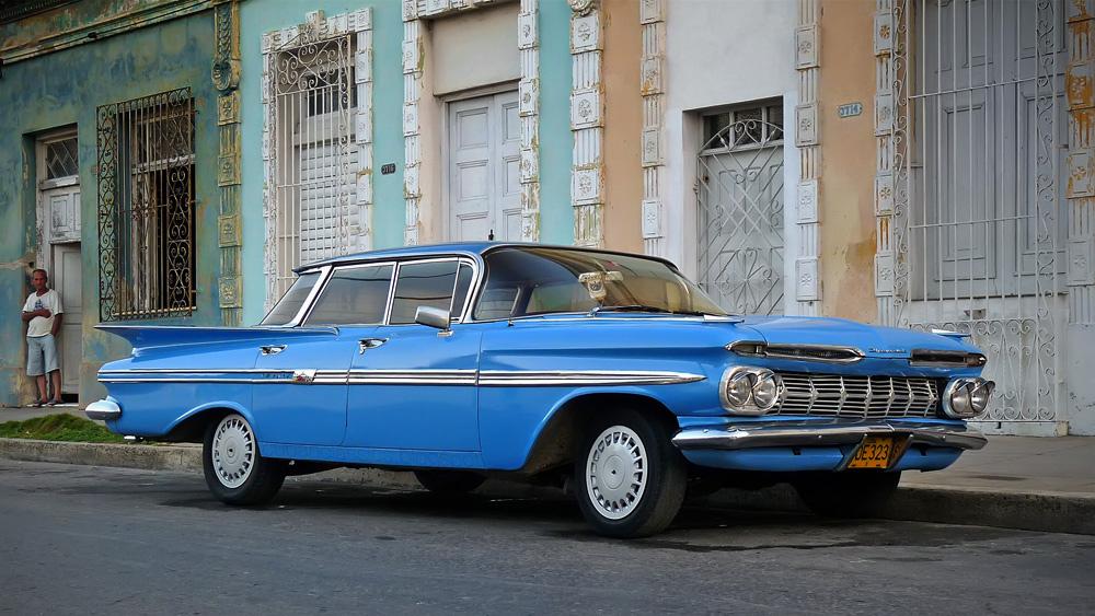 Classic cars to Cuba 1959_c11