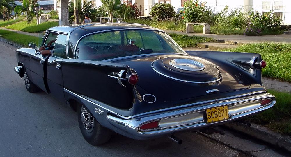 Classic cars to Cuba 1959_i10