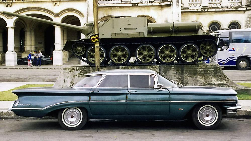 Classic cars to Cuba 1960_o10
