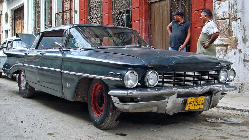 Classic cars to Cuba 1960_o11