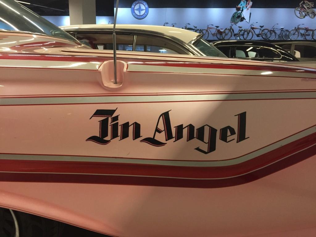 1961 Chevrolet Impala - Tin Angel - radical custom car of the 70s 1961-c15