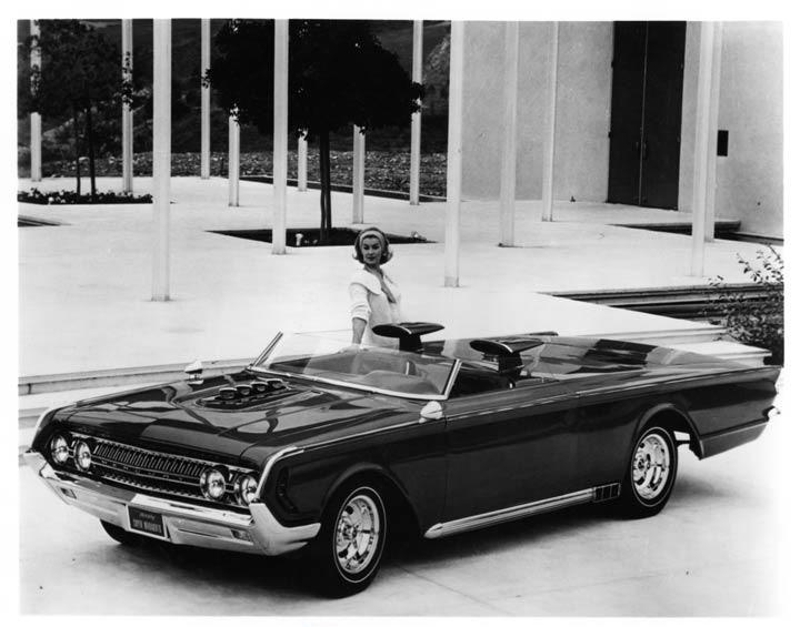 1964 Mercury Super Marauder  - George Barris 1964_m10