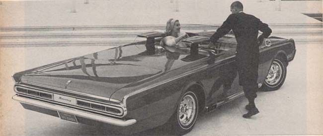 1964 Mercury Super Marauder  - George Barris 1964_m11