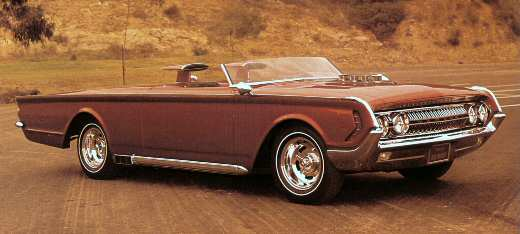 1964 Mercury Super Marauder  - George Barris 1964_m12
