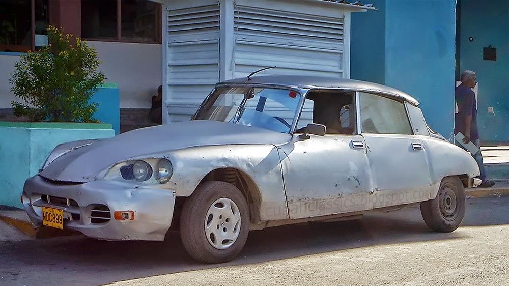 Classic cars to Cuba 1967-110