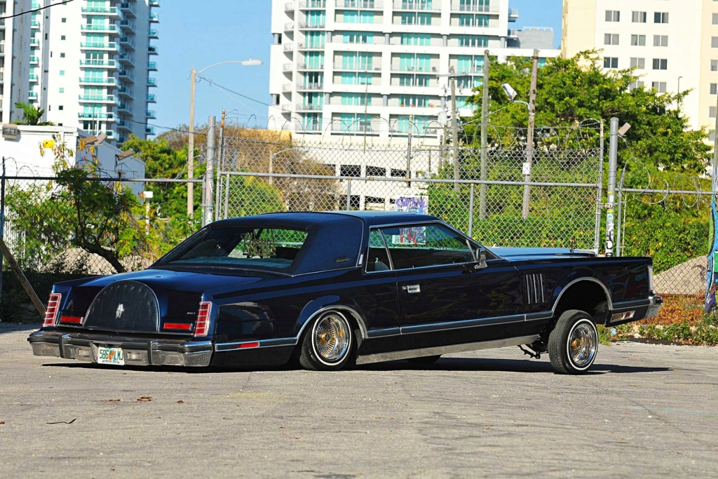Lincoln Continental Mark 3, 4 & 5 Low Rider 1979-l11