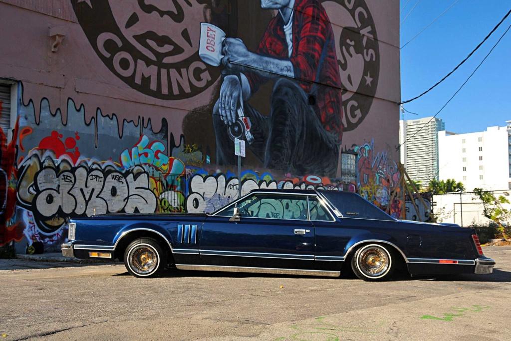 Lincoln Continental Mark 3, 4 & 5 Low Rider 1979-l12