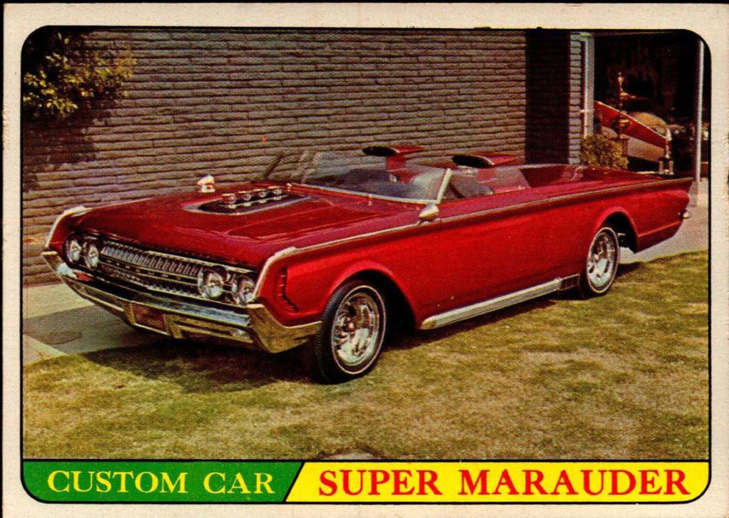 1964 Mercury Super Marauder  - George Barris 1_236511