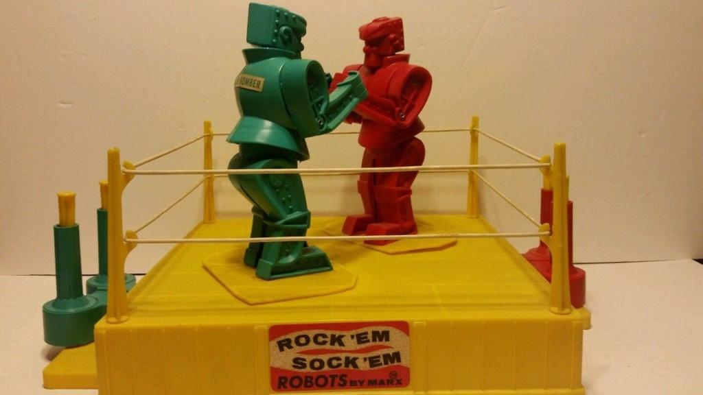 Rock 'Em Sock 'Em Robots from Marx (1966) 1_cfef10