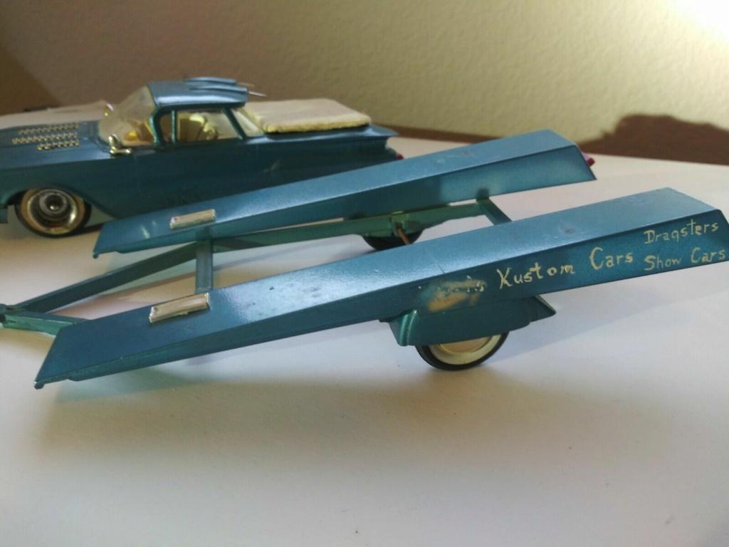 1960 Chevrolet El Camino - customizing kit - trophie series - Amt /Smp 1aaaaa12