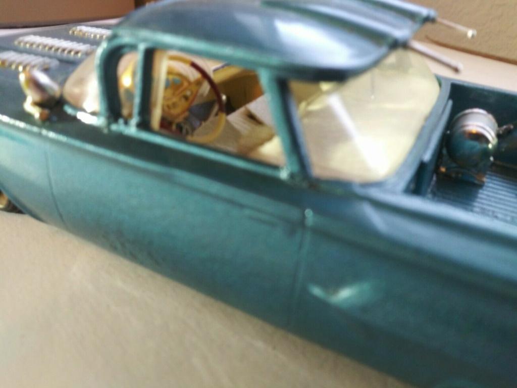 1960 Chevrolet El Camino - customizing kit - trophie series - Amt /Smp 1aaaaa13