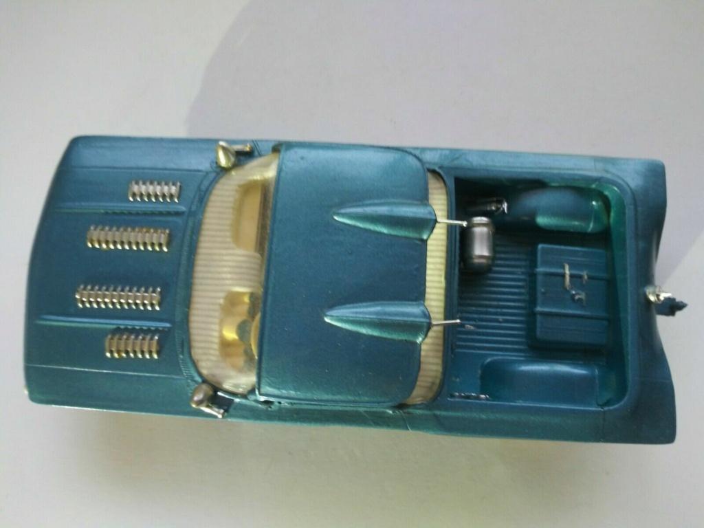 1960 Chevrolet El Camino - customizing kit - trophie series - Amt /Smp 1aaaaa15