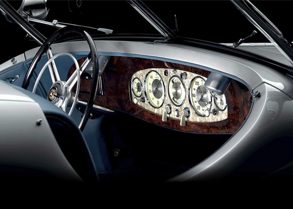 Mercedes-Benz 500K Erdmann and Rossi Streamline Roadster  - 1936  1jbqde10