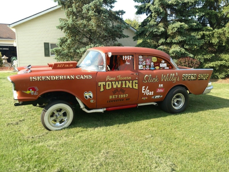 57' Chevy Gasser  - Page 3 2010