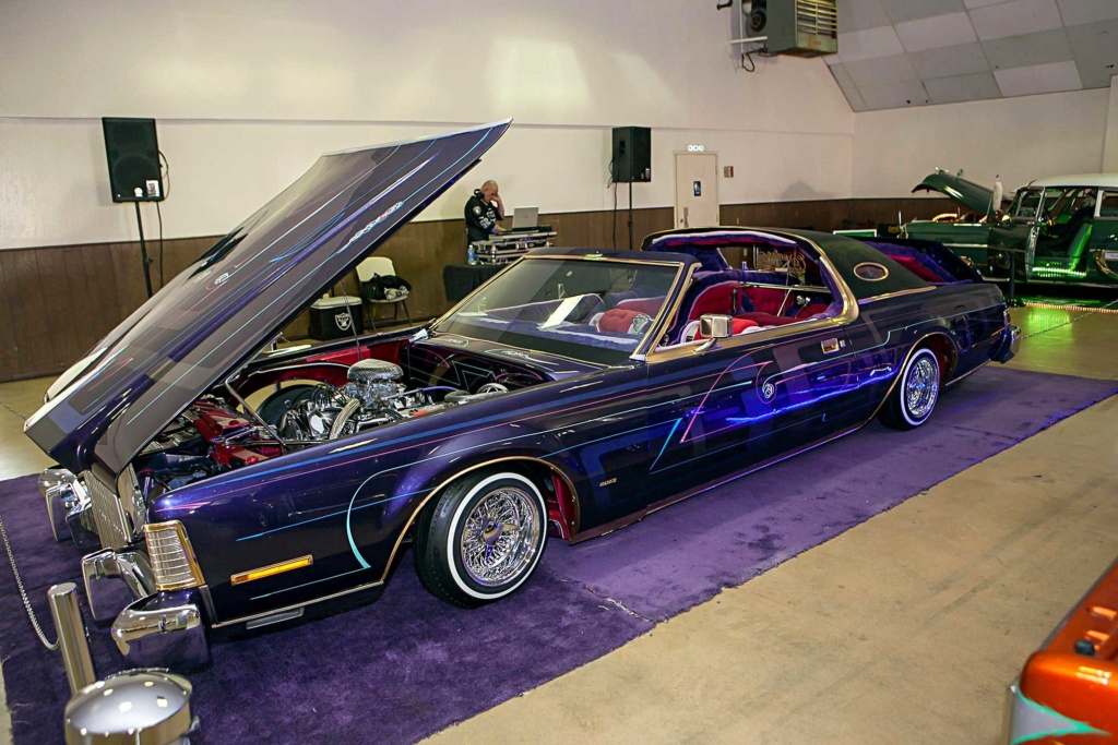 Lincoln Continental Mark 3, 4 & 5 Low Rider 2017-m10