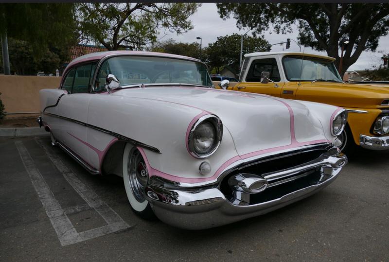 Oldsmobile 1955 - 1956 - 1957 custom & mild custom - Page 5 2018-035